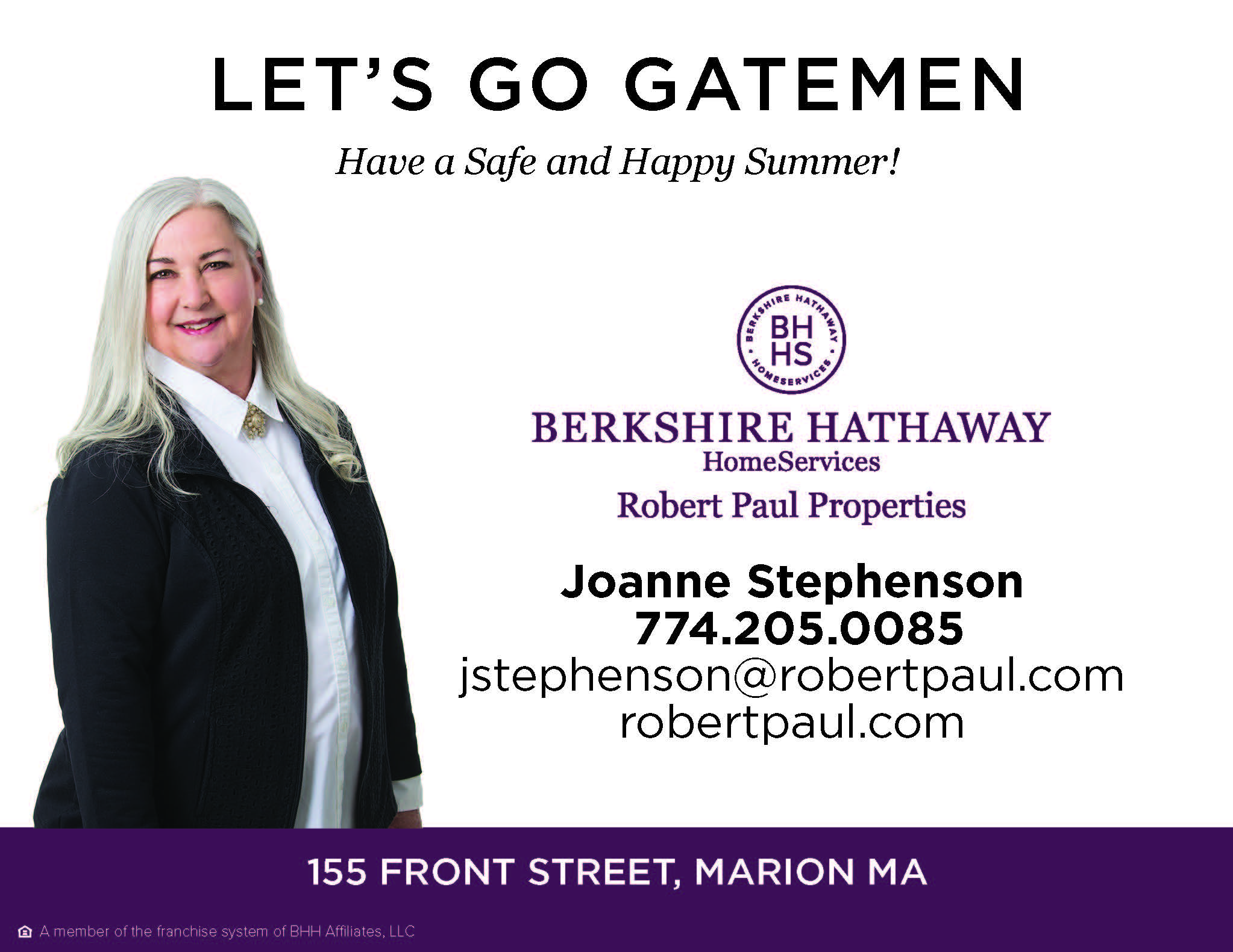 Joanne Stephenson - https://www.robertpaul.com/agents/76584-joanne-stephenson